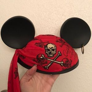 Pirates of the Caribbean Mickey Ears